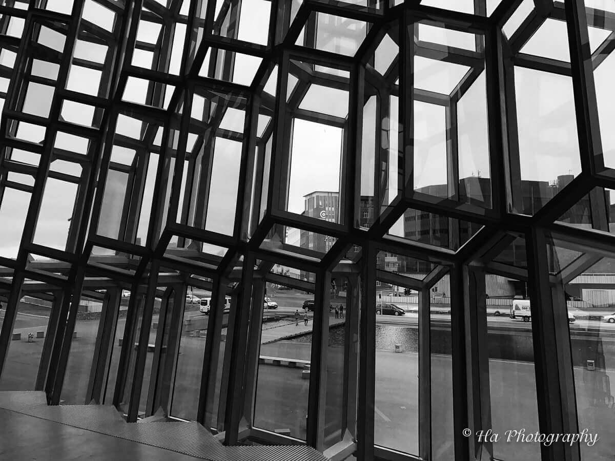 Harpa Concert Hall reykjavik iceland.