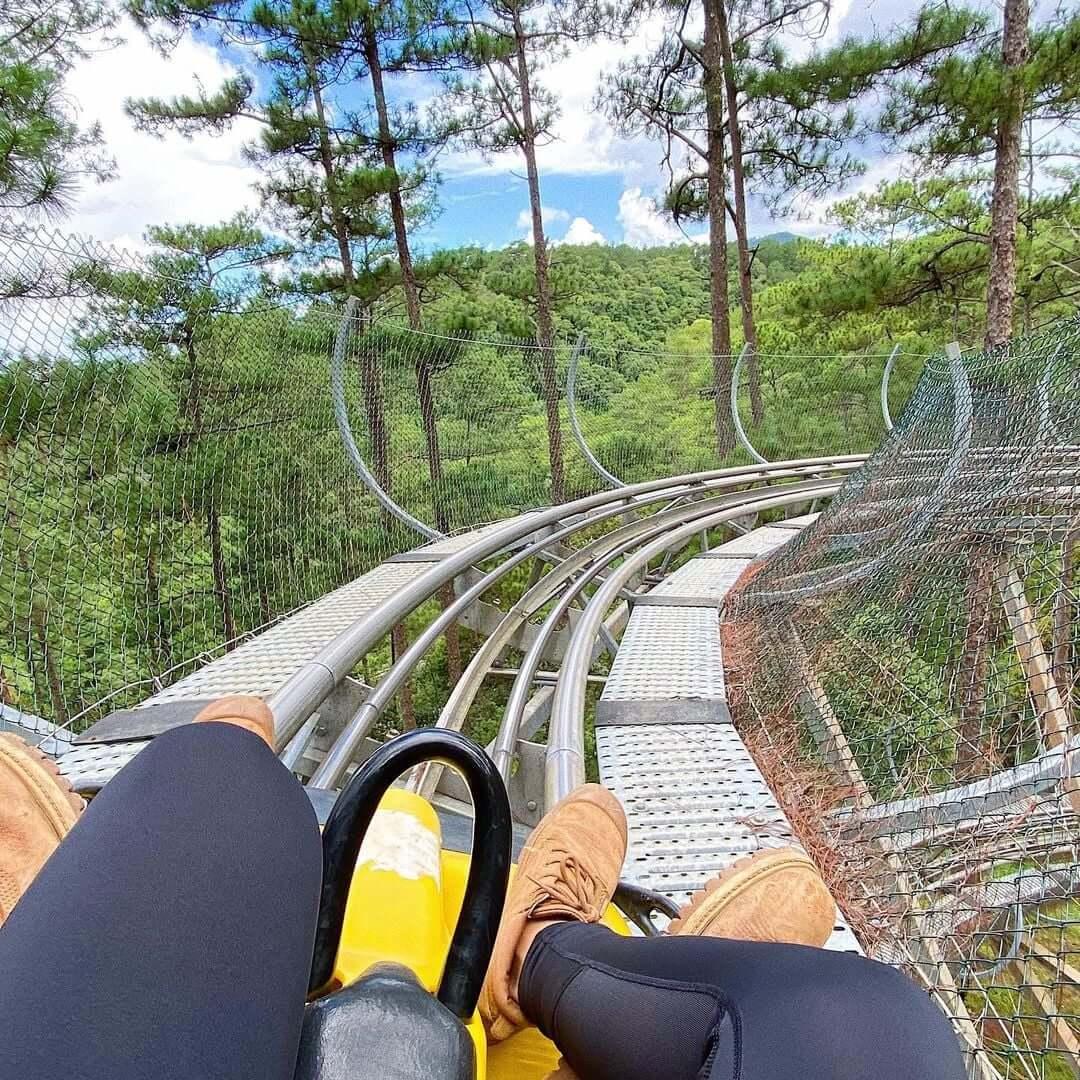 datanla coaster slide vietnam.